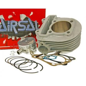 Cylinderkit Airsal sport 163.4cc 60mm til 157QMJ, GY6 150cc