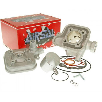 Cylinderkit Airsal sport 69.7cc 47.6mm til Peugeot horizontal LC