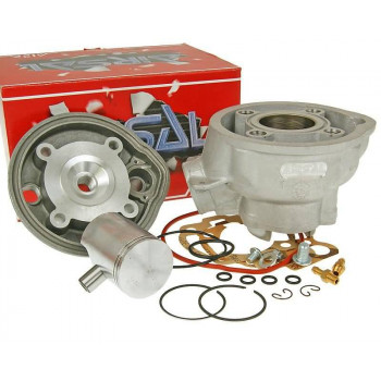 Cylinderkit Airsal Tech-Piston 49cc 40.3mm til Minarelli AM