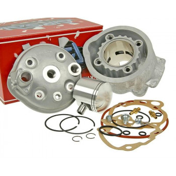 Cylinderkit Airsal racing 76.6cc 50mm til Minarelli AM