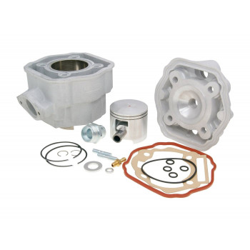 Cylinderkit Airsal racing 76.6cc 50mm til Derbi D50B0 2006-