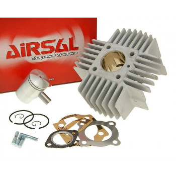 Cylinderkit Airsal T6-Racing 48.8cc 38mm til Puch Maxi (new generation)