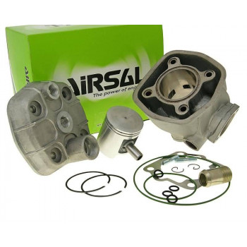 Cylinderkit Airsal sport 69.4cc 47mm, 40mm cast iron til Derbi EBE EBS