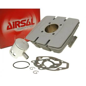 Cylinderkit Airsal sport 62.4cc 45mm til Yamaha DT50, RD50 AC