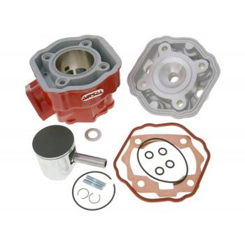 Cylinderkit Airsal Xtrem 78.5cc 50mm, 40mm til Derbi Senda EBE, EBS