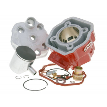 Cylinderkit Airsal Xtrem 78cc 50mm, 40mm til Derbi D50B0 2006-