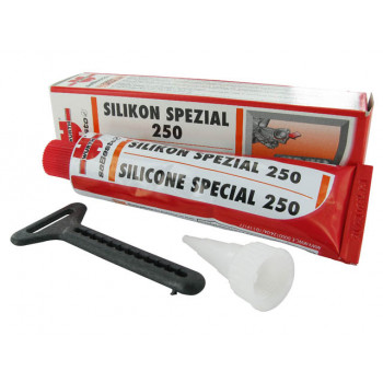 Flydende pakning - Würth silikone 70ml