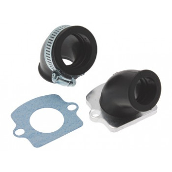 Motoforce Racing indsugningsstuds Piaggio 24/32mm