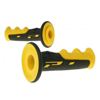 Håndtag ProGrip 797 MX sort, gul