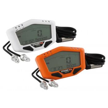 Stage6 speedometer