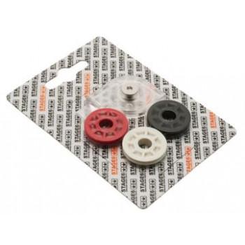 Dæksel inkl. hjul til Stage6 SSP Quickgas gasgreb
