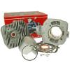 Cylinderkit Airsal T6-Racing 69.7cc 47.6mm til Peugeot horizontal AC